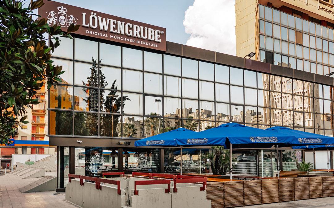 Löwengrube, l'Originale Ristorante Birreria di Monaco, inaugura anche a Taranto.