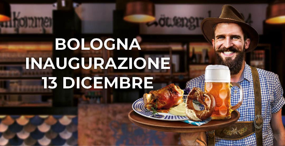 Grande inaugurazione Löwengrube a Bologna