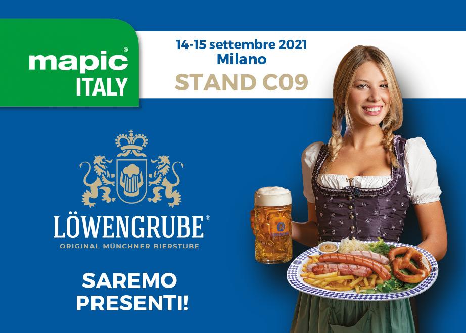 LÖWENGRUBE AL MAPIC ITALY
